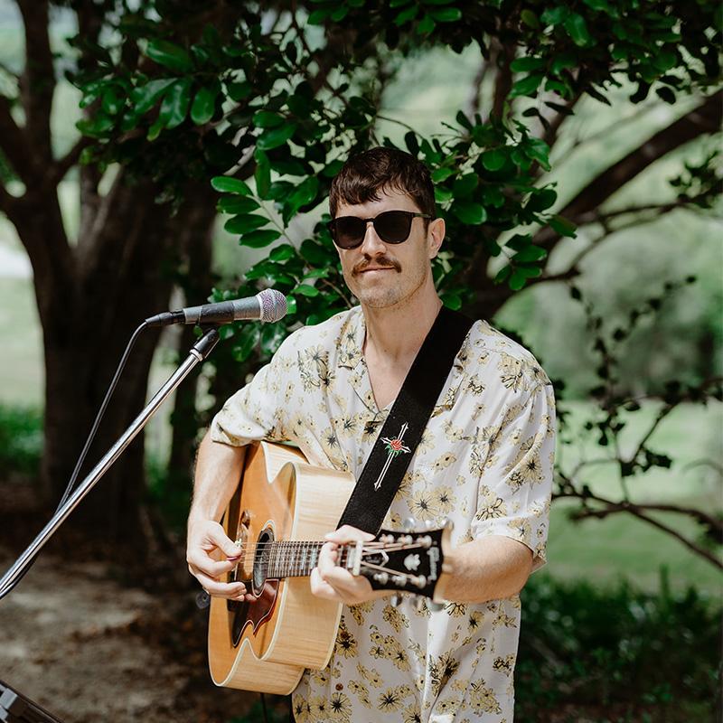 Dan Clark Band | Byron Bay Wedding Musicians