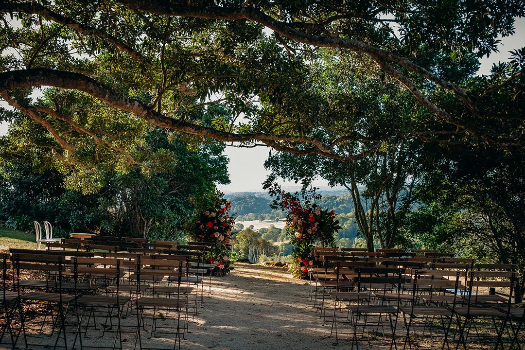 EarthHouse Byron Bay Wedding Venue