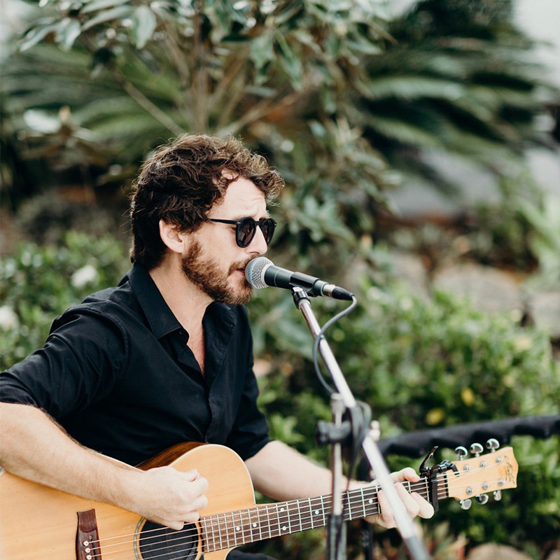 Luke Yeaman | Byron Bay Wedding Musicians