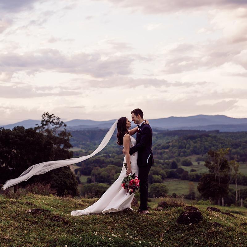 Rabbit and Bear Wedding Photographers Byron Bay