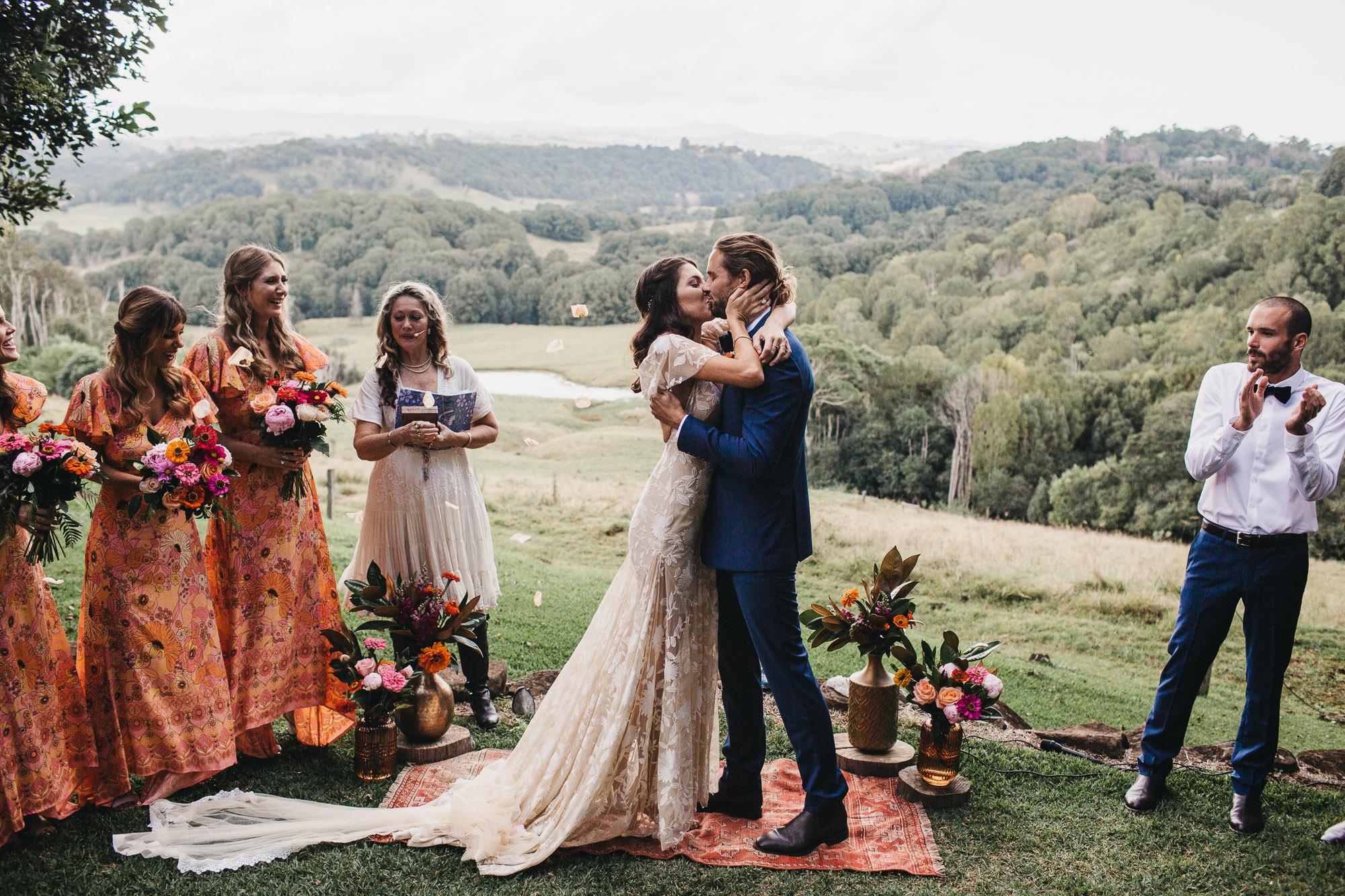 Vanessa & Stein EarthHouse Byron Bay Wedding