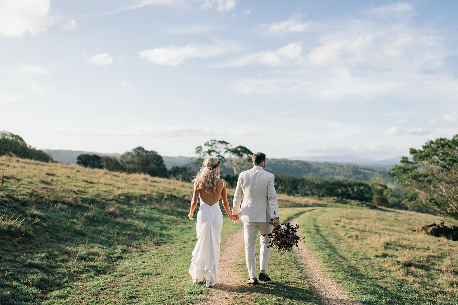 Trudy and Alex EarthHouse Byron Bay Wedding