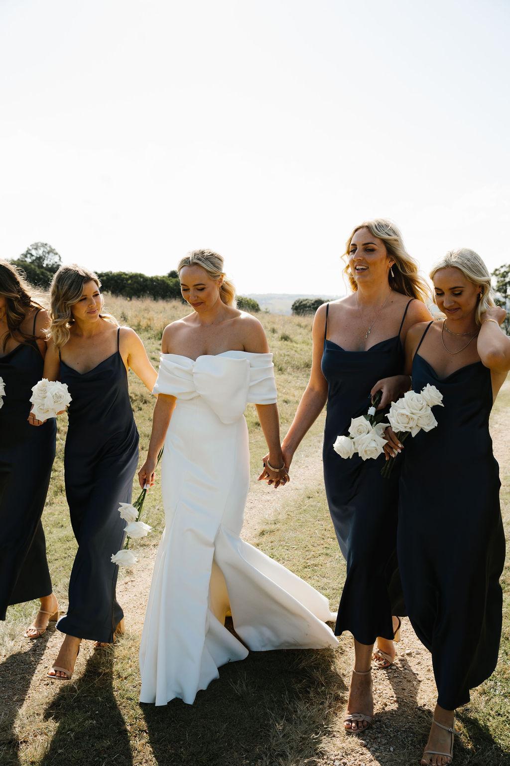 Arabella & Sam Elegant Byron Bay Wedding at EarthHouse