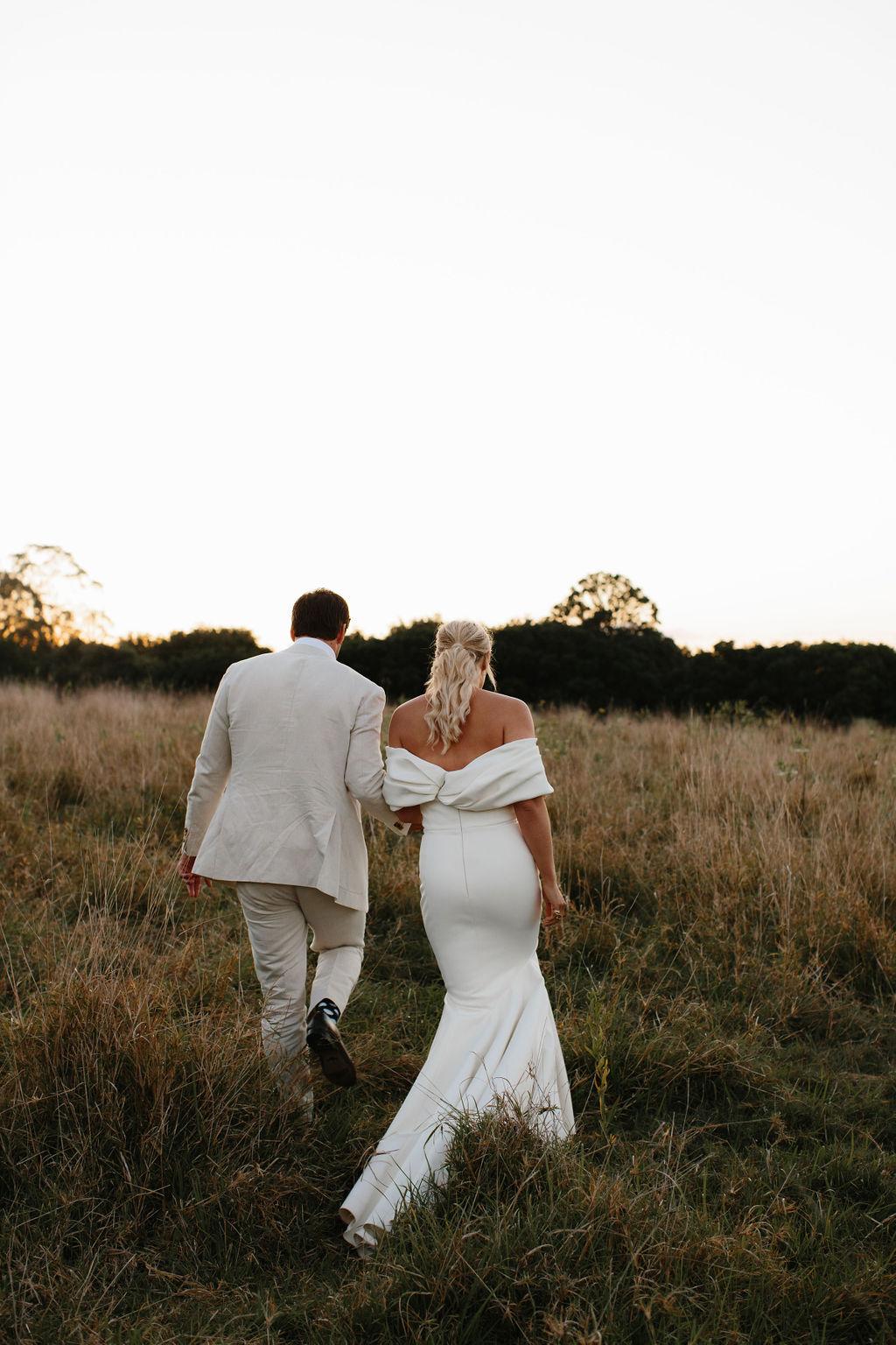 Arabella & Sam   Married at EarthHouse Byron Bay